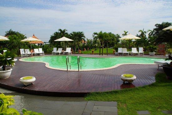 Phu Thinh Boutique Resort & Spa: Pool
