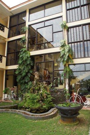 Phu Thinh Boutique Resort & Spa: Haupthaus