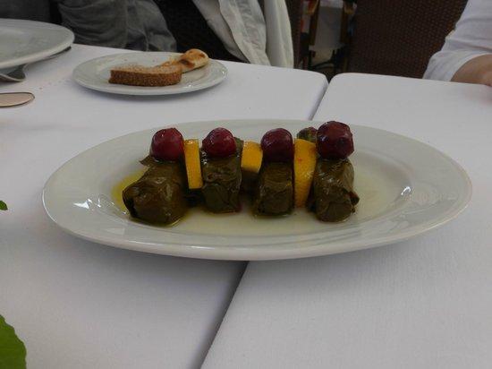 Matbah Ottoman Palace Cuisine : meze