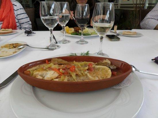 Matbah Ottoman Palace Cuisine : pescado