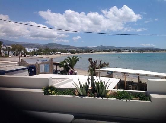 Nissaki Beach Hotel Naxos: StGeorge Beach, Naxos