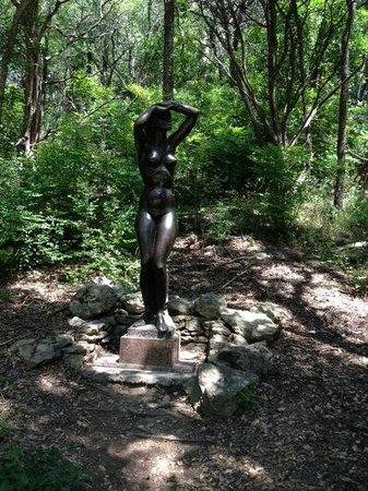 Umlauf Sculpture Garden & Museum : Sculpture 1