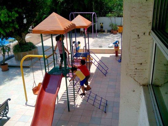 Resort Silver Hills: children play area