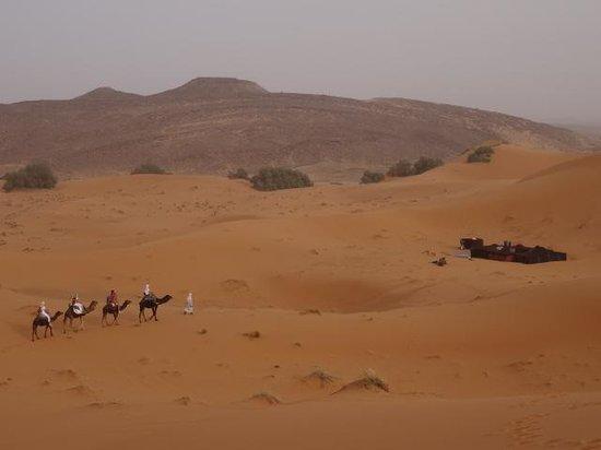 Chez les Habitants: Sahara Desert camp