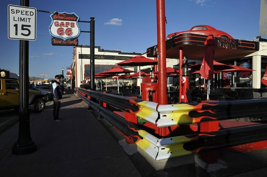 Westerner Motel : Cruiser Bbq