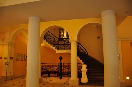 Hotel Century Old Town Prague - MGallery by Sofitel: Hall de entrada