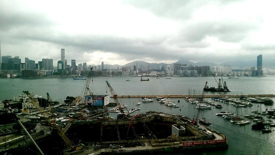 The Excelsior, Hong Kong: View from room