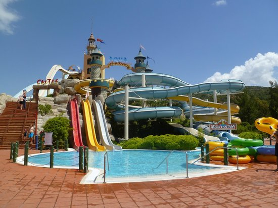 Aqua Fantasy Aquapark Hotel & SPA: Aquapark