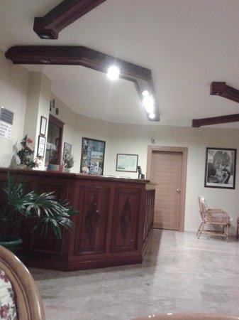 Leytur Hotel : Reception