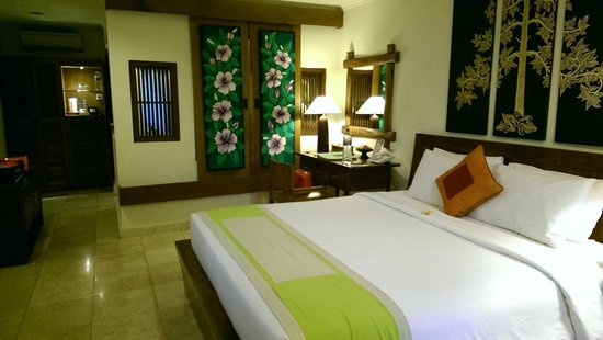 Alam KulKul Boutique Resort: Room