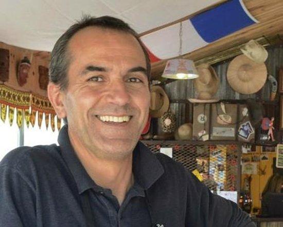 La Croix Du Sud restaurant : Fred