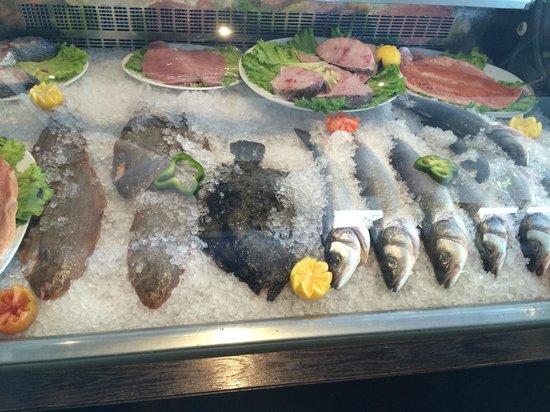 Restaurante O Infante: Oferta de Peixe
