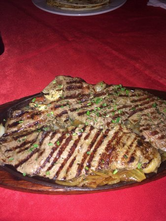 Los Bandidos: T bone to die for
