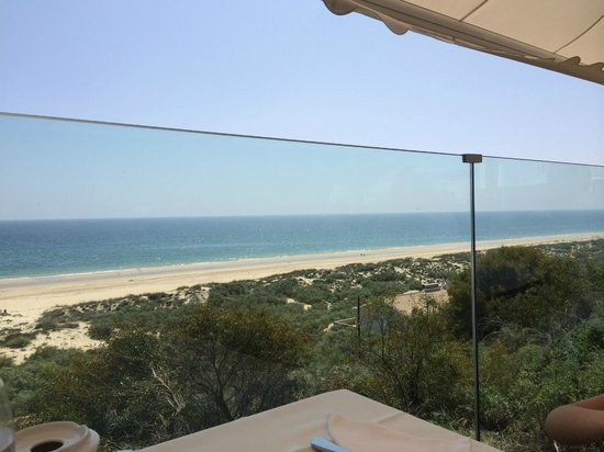 Restaurante O Infante: Praia de Altura