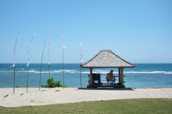 Jeeva Klui Resort: Location for our vows