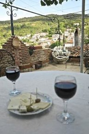 Hotel Sirince Evleri: View from terrace