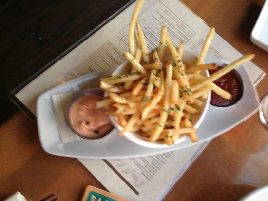 Chapter One: the modern local: Duck Fat Fries