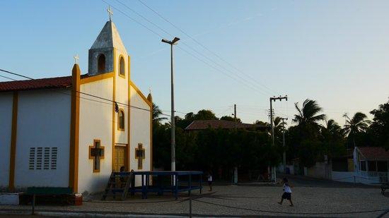 Hotel Vila Selvagem: Local town