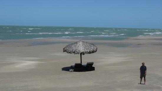 Hotel Vila Selvagem: Beach