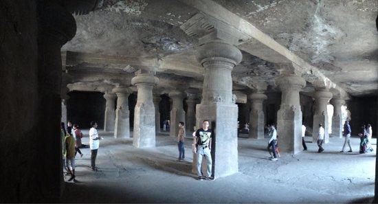 Elephanta Caves: Elephant cave