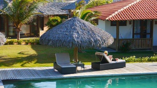 Hotel Vila Selvagem: The pool