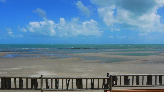 Hotel Vila Selvagem : Beach