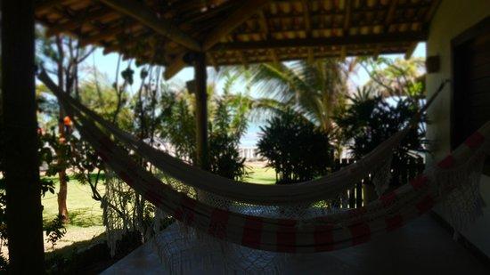 Hotel Vila Selvagem : hammocks