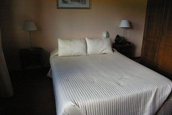 Hotel Marchal : la chambre