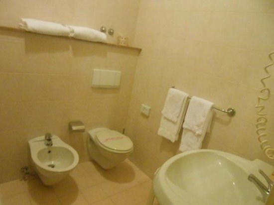 Cristallo Hotel Assisi: Muito limpo e bem higienizado