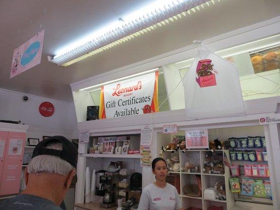 Leonard's Bakery: スタッフ