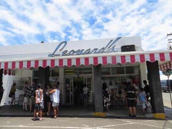 Leonard's Bakery: 外観