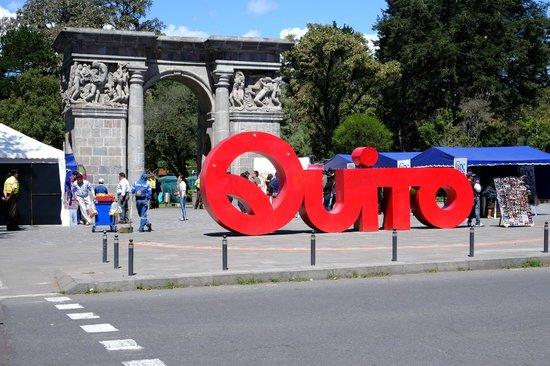 Foto de avenida amazonas quito centro comercial el - Centro comercial el ejido ...