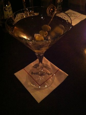 Buddha Bar: Martini Cocktail