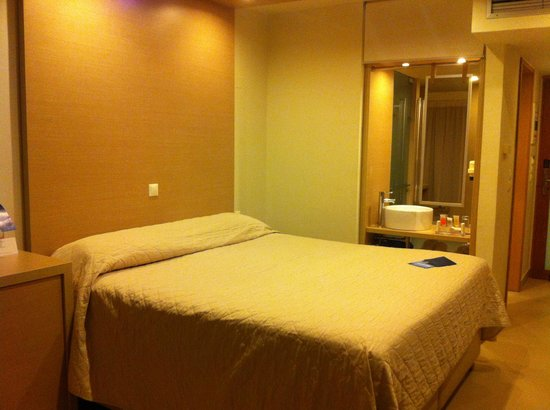 The Island Hotel : Room