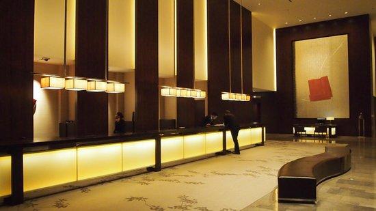 Conrad Tokyo: lobby