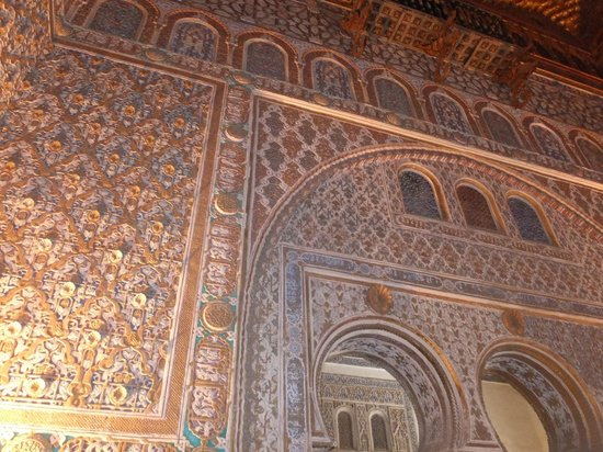 Alcázar: Wife's palace rooms, Alcazar