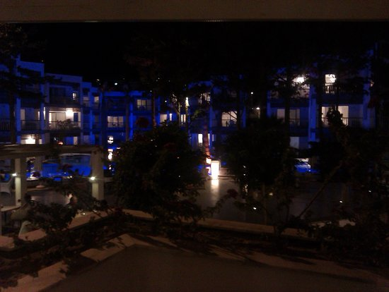 Mio Bianco Resort: on the evening