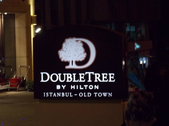 DoubleTree by Hilton Istanbul - Old Town: Always a great hotel