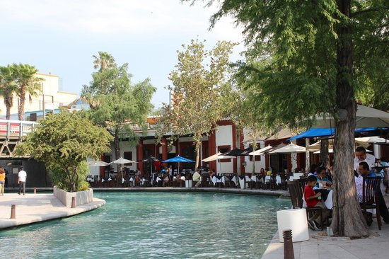 Paseo de Santa Lucia: Restaurante Tenerias