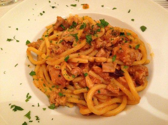 Ristorante & Wine Bar dei Frescobaldi : La pasta