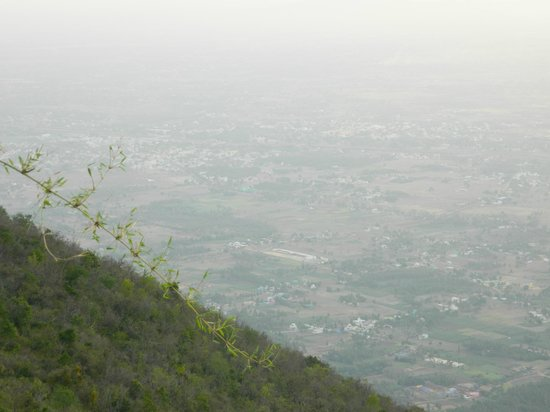 Yelagiri Hills: A view from the hills