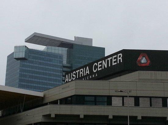Vienna City Tours: austria center - vienna
