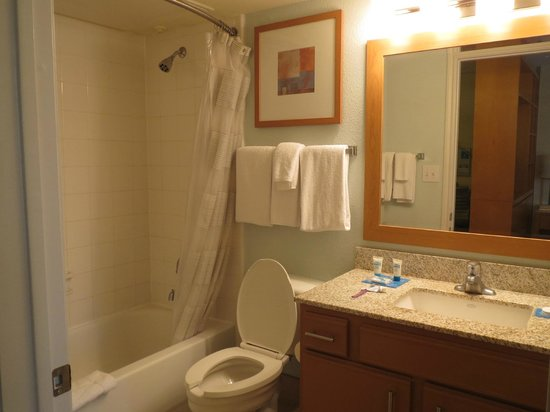 Hyatt House Dallas/Uptown: Bathroom