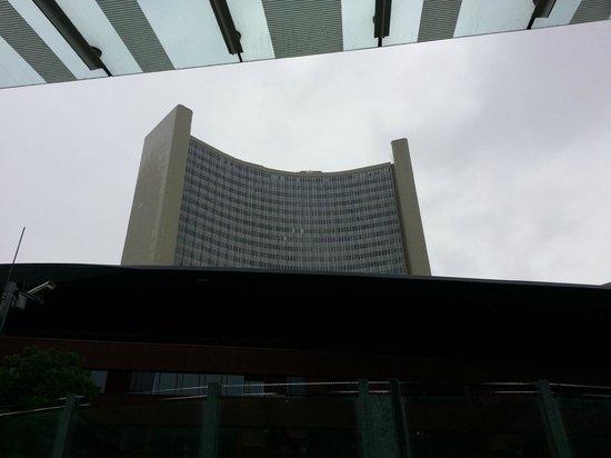 Vienna City Tours: the vienna international center