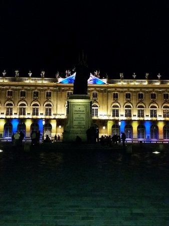 Place Stanislas : Nancy by night