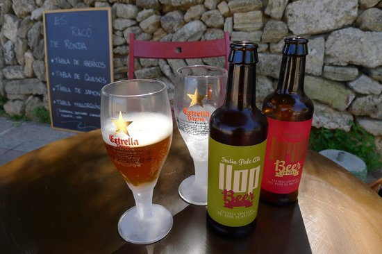 Es Raco de Ronda : Beerlovers beer from Alcudia
