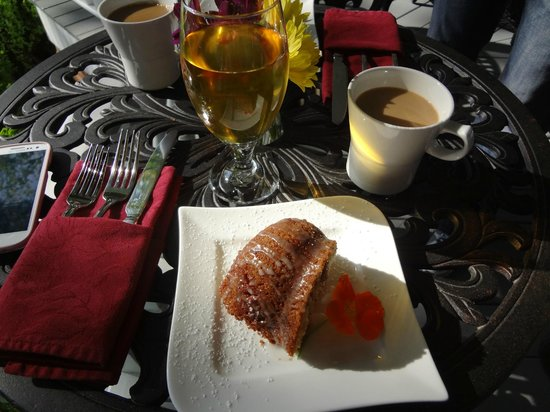 Biltmore Village Inn: Breakfast!