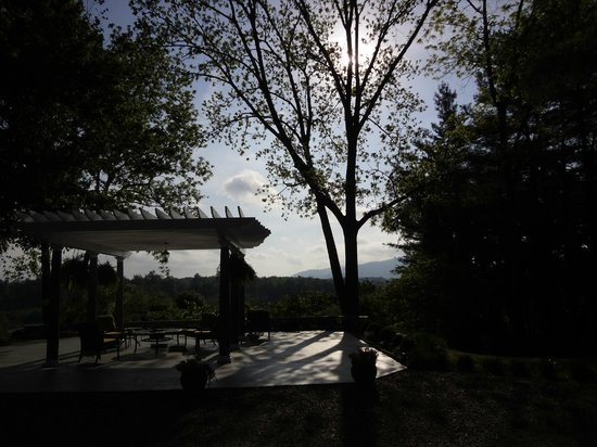 Biltmore Village Inn : Sunrise