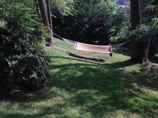 Biltmore Village Inn : Relax!