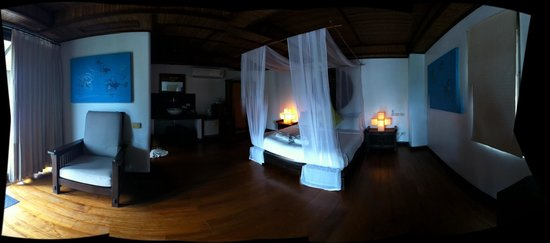 Saboey Resort and Villas : Deluxe room